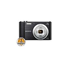 Cybershot Digital Camera (W800) - 20.1 MP.