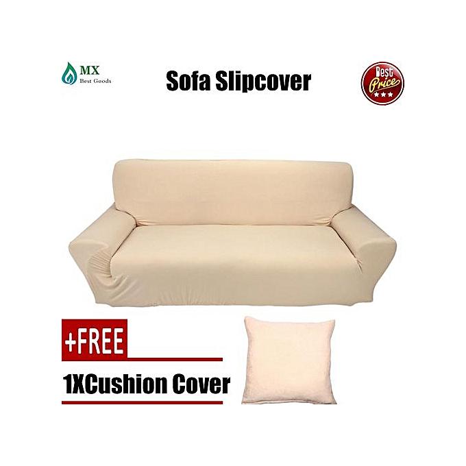 Generic Buy 1 Get 1 Free Gift Tretch Elastic Slipcover