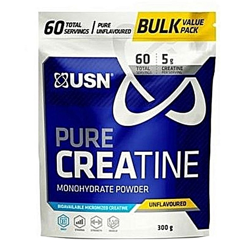 Micronized Creatine 300g - 60 Servings