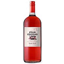 Sweet Rosé  Wine - 750ml