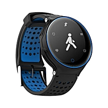 X2 Smartwatch Waterproof Activity Fitness Tracker Smart Wristband Long Standby Smart Band - Blue