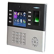 ICLOCK 990 Time & Attedance- Biometric Fingerprint Device - Black and Grey