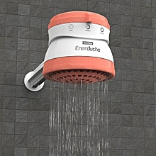 Enerducha 3 Temparature  (3Temparature) Instant Shower Water Heater - Salmon