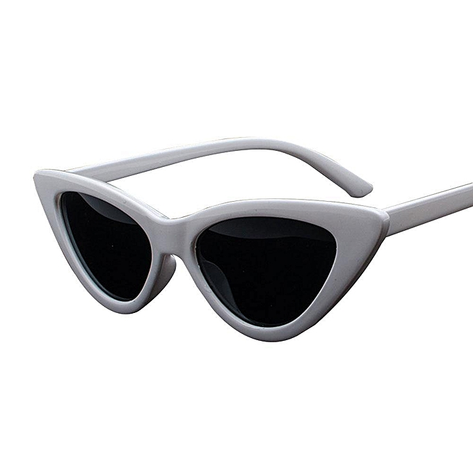 Buy Louis will Vintage Triangle Sunglasses Fashion Women Designer ...