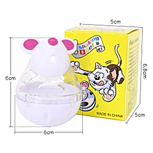 Cat Chew Toy Simulation Mice Pet Grind Cat Supplies The Tumbler Mouse colorful