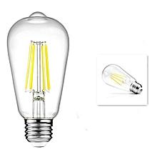 LED Filament Edison Bulb 2700K Warm White 4W / 6W / 8W 2PCS - Warm White