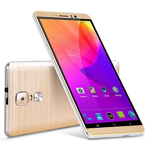 XGODY Y14 Quad Core Dual Sim 3G 6 0-inch 8GB 5+5MP Android 5 1 Smartphone -  Gold
