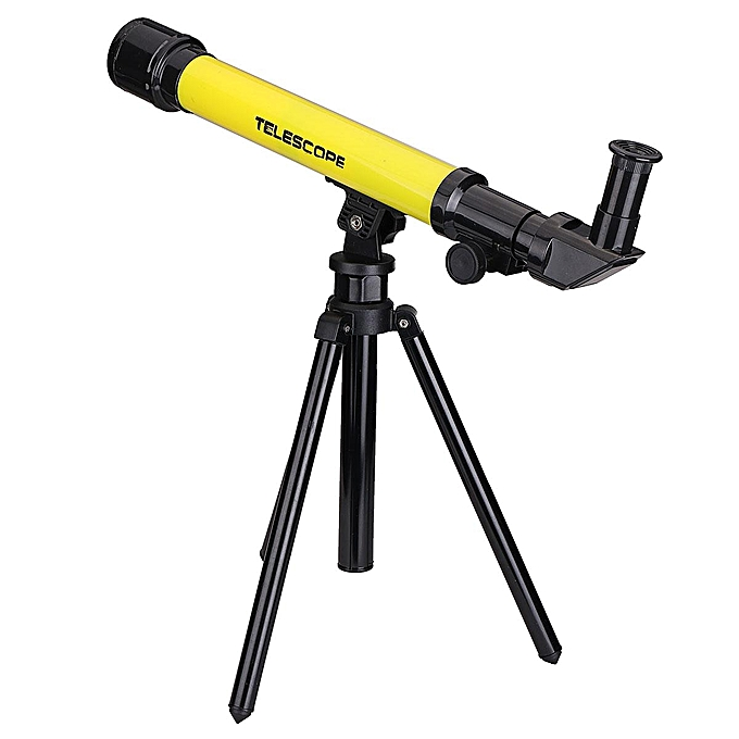 20/40/60 Power 30mm Refractor Astronomical Telescope Eyepieces For Kids  Beginner Yellow