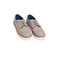 Grey Fashionable Shoes