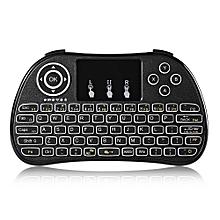 TZ P9 Wireless Mini Keyboard-BLACK