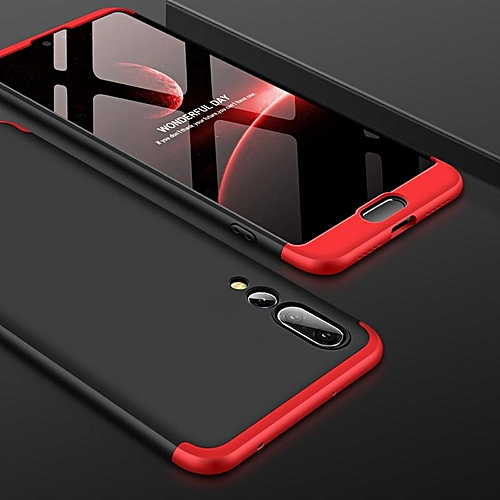 official photos 78e5d a3f1a 360 Degree Full Protection Hard Case For Huawei P20 Pro Back Cover  shockproof case For Huawei P 20 Pro case