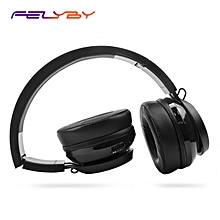 Bluetooth earphone active noise cancelling wireless bluetooth headphones with microphone for phone Comfortable to wear