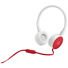 2800 Red Stereo Headset