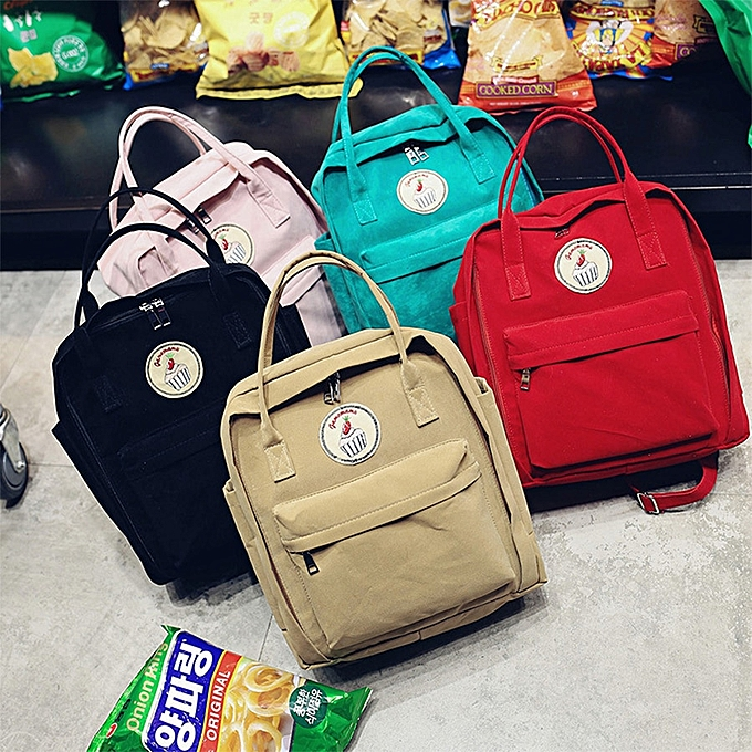 8dd127ffa17c Lovely Cake Embroidery Backpack Cordur Women Backpack Girls School Bags For  Teenagers Ladies Casual Cute Rucksack Bookbags 2018(khaki)