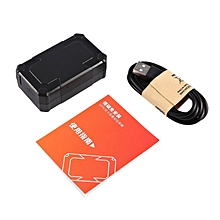 GT018A Vehicle Car Magnetic GPS Tracker Locator Tracking & Monitoring Devices Black