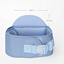 Portable Baby Carriers Hip Seat Breathable Spine Protection Bear for 0-18 Months # Hip Seat