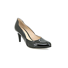 Black Ladies Formal Heels