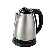 High Quality Electric Kettle (Cordless) - 2Litres - Silver