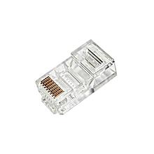 RJ45 Connectors - White