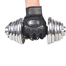 Gym Body Building Training Gloves Sports Weight Lifting Workout Exercise BK