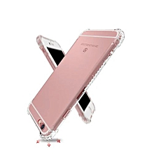 iPhone 6S Plus Phone Cover Clear Durable TPU Case____IPHONE 6S Plus____as the picture