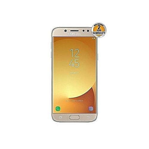 609041d93 Samsung Galaxy J7 pro- 16GB - 3GB RAM - 13MP Camera - Dual SIM - 4G LTE –  Gold