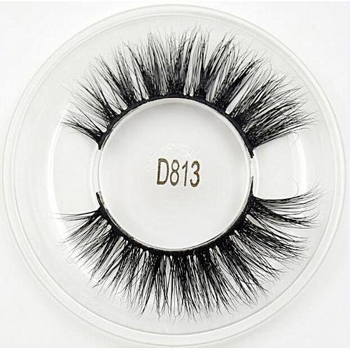 22934550f9e Generic Mink Eyelashes 3D Mink Lashes Dramatic Eye Handmade Cruelty-free  Mink Lashes False Eyelashes Makeup Lashes D808(D813)