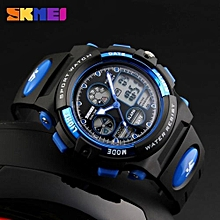 SKMEI Fashion Cute Children Watch Led Display Digital Watches Relogio Quartz-Watch Electronic Wristwatches Kids Sports Watches 1163