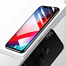 Baseus 0.3mm 9H Tempered Glass Film Set Front Film + Back Film for iPhone X / XS