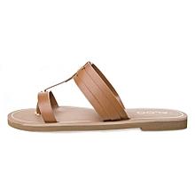 Yodda Flip-flops Brown Women