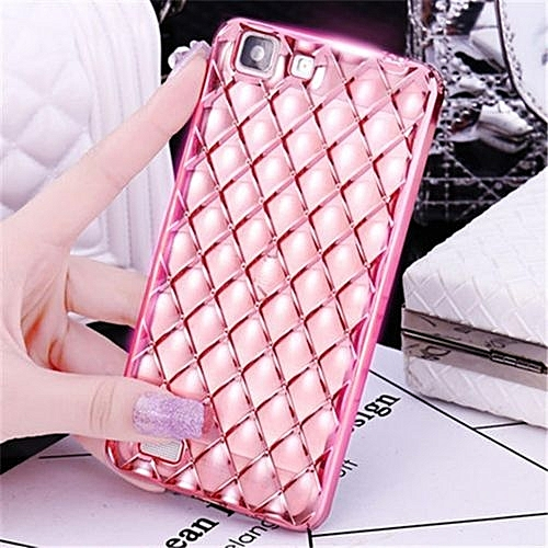 "Luxury TPU Rhinestone Slim Cover Case For Vivo Y35/Y35A/Y35L 5.0"" Inch"