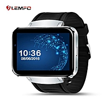 LEMFO LEM4 2.2 Inch Full Screen Display Smart Watch GPS Map Weather Checking Smart Health Watch For Android4.4