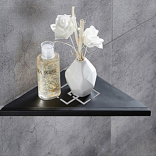 Buy Generic Wf 18062 2pcs Bathroom Double Layer Shelves Brushed