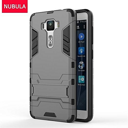 watch b3857 4a1c7 360 Degrees Ultra-thin Hard Back Cover For Asus Zenfone 3 Deluxe 5.5  ZS550KL Detachable 2 In 1 Hybrid Armor Shell Case Dual-Layer Full  Protective ...
