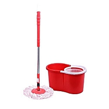 Magic Spin Mop - Red