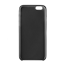 Black Transparent Ultra Thin Matte Hard Cover Case For Apple iPhone 6 4.7'