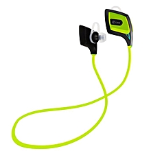 Wireless Bluetooth 4.1 Sport Outdoor Headset Headphone for Smart Phones -Green