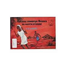 Hakimu Mwenye Busara
