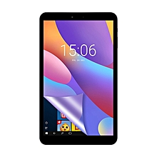 Chuwi Hi 8 Air Tablet PC 8.0 inch Windows 10 + Android 5.1 Dual OS Intel Cherry Trail x5-Z8350 Quad Core 1.44GHz 2GB RAM 32GB eMMC ROM Dual Cameras HDMI-SILVER GRAY