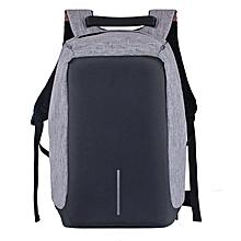 YINGNUO BO-01 Waterproof Shockproof Anti Theft Camera Laptop Outdooors Storage Bag Backpack Grey