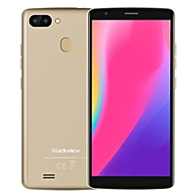 A20 Pro 2GB+16GB Dual Back Cameras 5.45 inch Android 8.1 MTK6739 Quad Core 64bit up to 1.3GHz 4G Smartphone(Gold)