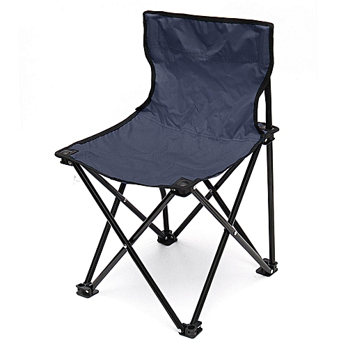 Generic Outdoor Portable Folding BBQ Chair Picnic Fishing Camping Beach Seat  + Carry Bag   Best Price  1d391fe5b3ab