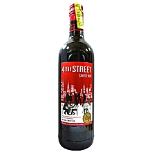 Natural Sweet Red Wine 1.5l