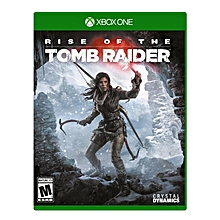 XBOX 1 Game Rise of the Tomb Raider