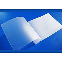 100pcs - A4 Size Laminating Film/Laminating Papers