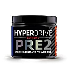 Hyperdrive PRE2 192g Orange Crush - 20 Servings