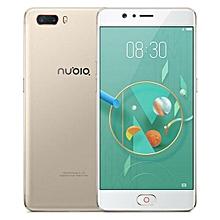 Nubia M2 Global Rom 5.5 inch 4GB RAM 64GB ROM Qualcomm Snapdragon 625 Octa Core 4G Smartphone Gold