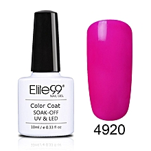 10ml UV/LED Gel Nail polish-Candy colors (4920)
