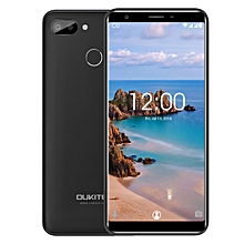C11 Pro - 3GB+16GB - Dual Back Cameras, Fingerprint -  5.45 inch Screen - Android 8.1 Oreo - Network: 4G/LTE - Black