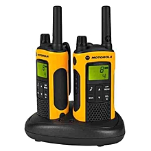 Motorola TLKR T80 Extreme Consumer Walkie Talkie (PAIR)